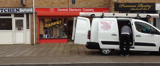 Central Discount Carpets Brentry Bristol