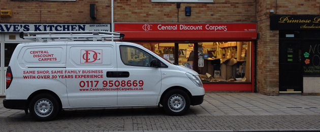 Central Discount Carpets Brentry